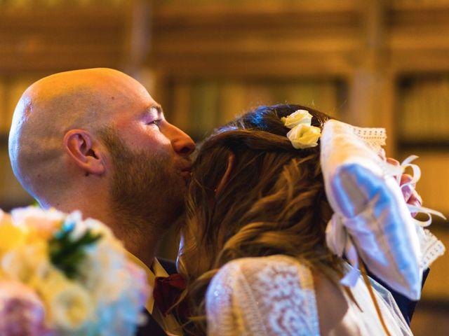 Il matrimonio di Mirko e Tania a Oleggio Castello, Novara 27
