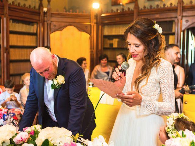 Il matrimonio di Mirko e Tania a Oleggio Castello, Novara 35