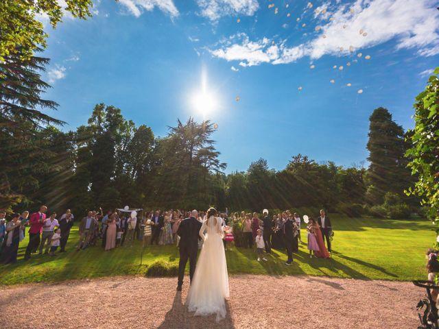 Il matrimonio di Mirko e Tania a Oleggio Castello, Novara 43