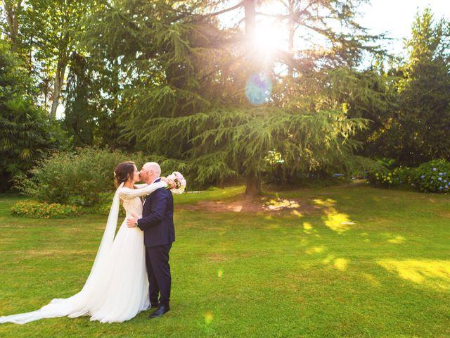 Il matrimonio di Mirko e Tania a Oleggio Castello, Novara 44