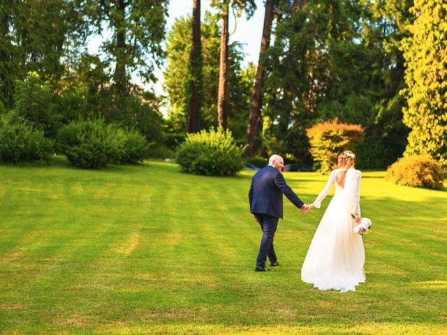 Il matrimonio di Mirko e Tania a Oleggio Castello, Novara 45