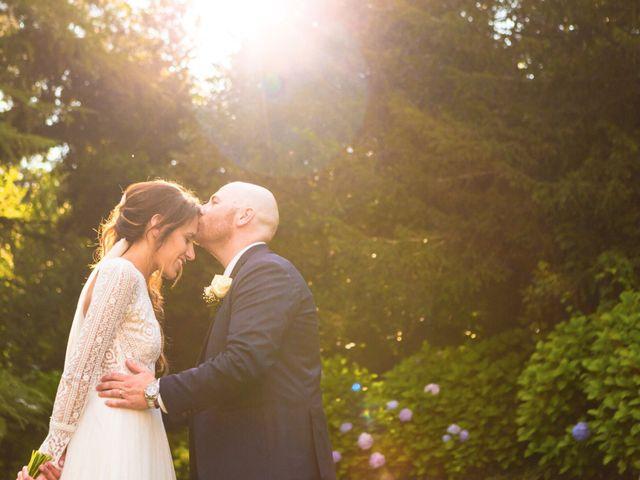 Il matrimonio di Mirko e Tania a Oleggio Castello, Novara 2