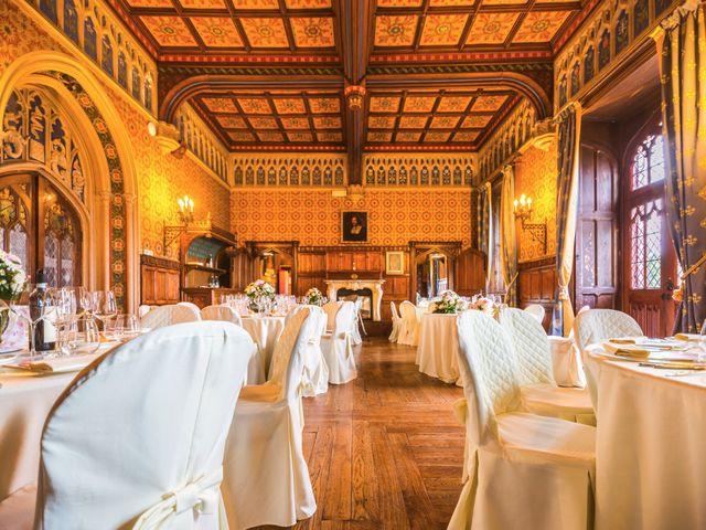 Il matrimonio di Mirko e Tania a Oleggio Castello, Novara 48