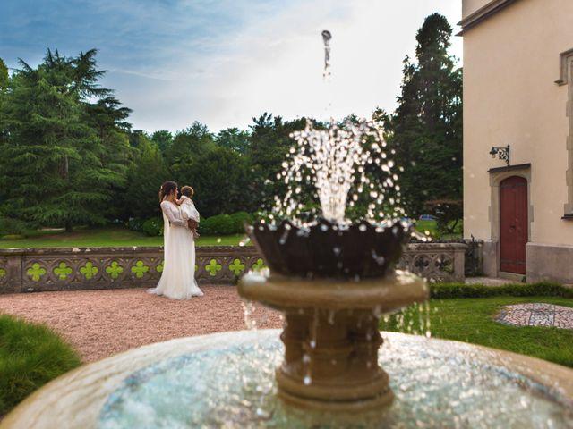 Il matrimonio di Mirko e Tania a Oleggio Castello, Novara 50