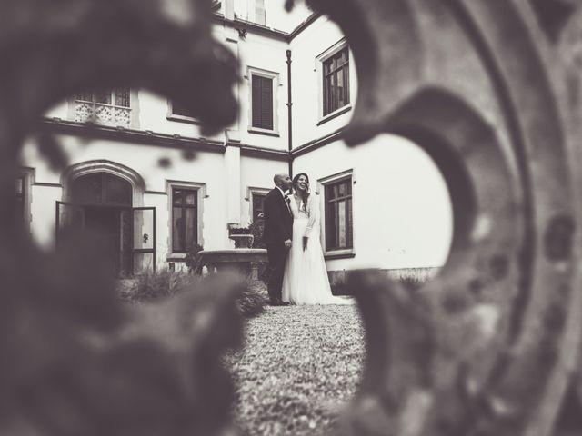 Il matrimonio di Mirko e Tania a Oleggio Castello, Novara 51