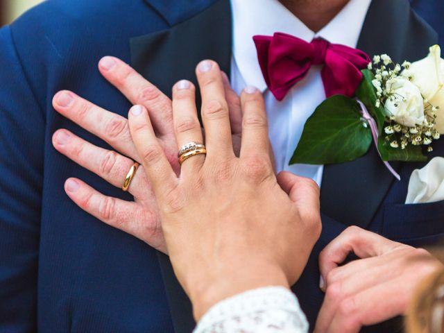 Il matrimonio di Mirko e Tania a Oleggio Castello, Novara 52