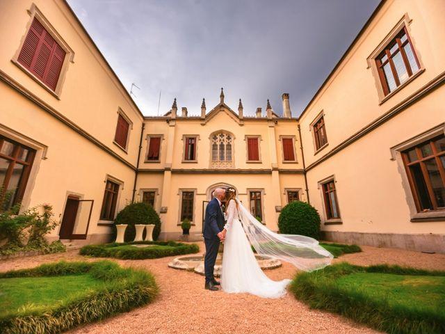 le nozze di Tania e Mirko