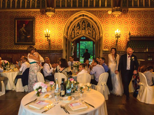 Il matrimonio di Mirko e Tania a Oleggio Castello, Novara 54