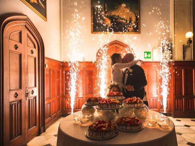 Il matrimonio di Mirko e Tania a Oleggio Castello, Novara 68