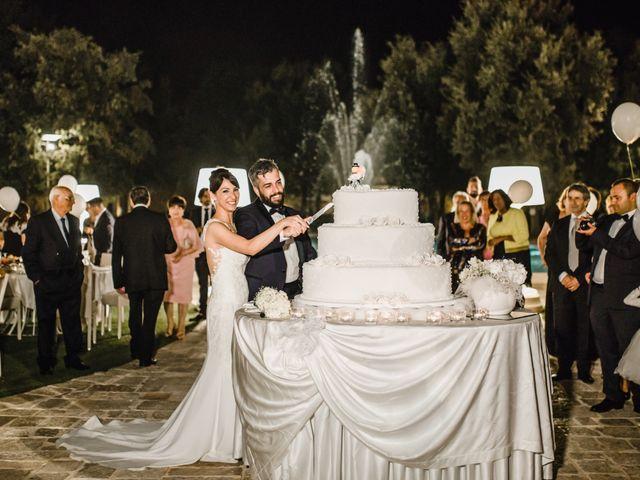 Il matrimonio di Vito e Daniela a Taranto, Taranto 111