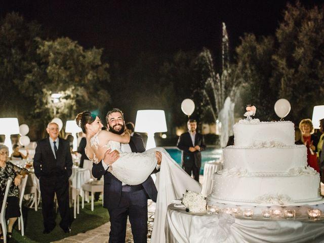 Il matrimonio di Vito e Daniela a Taranto, Taranto 113