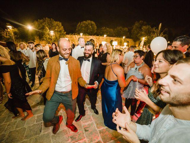 Il matrimonio di Vito e Daniela a Taranto, Taranto 124