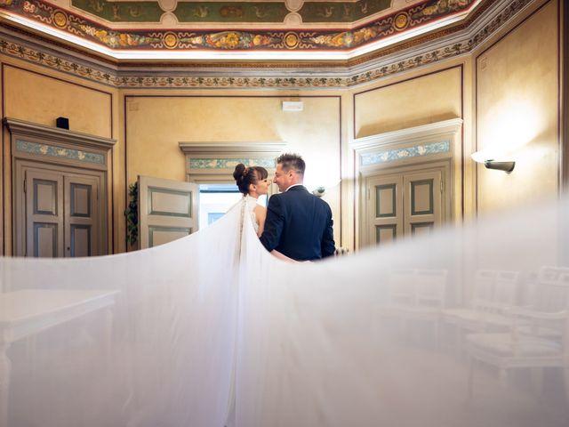 Le nozze di Michela e Gianfranco