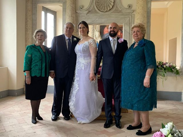 Il matrimonio di Marco e Loredana a Vicovaro, Roma 2