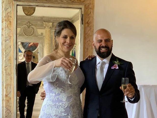 Il matrimonio di Marco e Loredana a Vicovaro, Roma 3