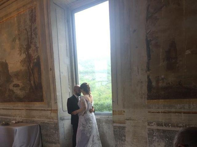 Il matrimonio di Marco e Loredana a Vicovaro, Roma 5