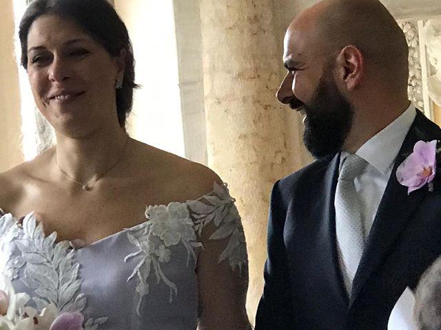 Il matrimonio di Marco e Loredana a Vicovaro, Roma 7