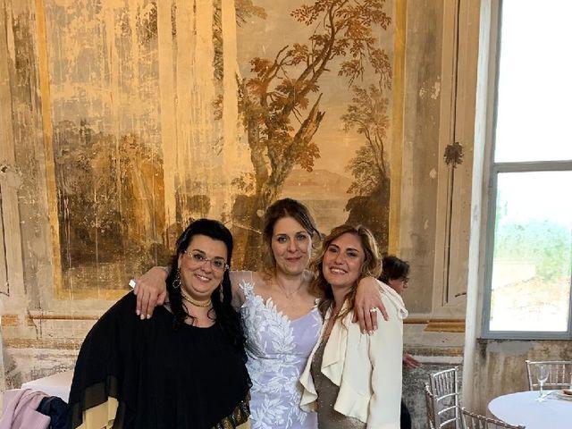 Il matrimonio di Marco e Loredana a Vicovaro, Roma 8