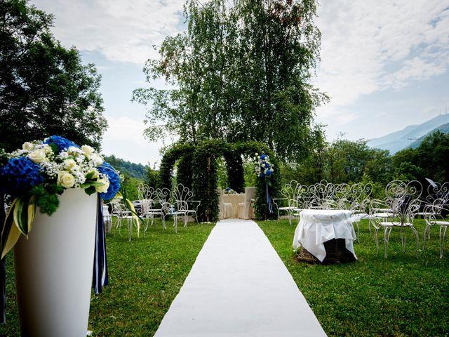 Il matrimonio di Bernard e Alice a Sant'Omobono Imagna, Bergamo 40