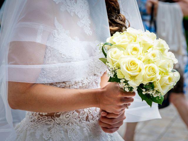 Il matrimonio di Bernard e Alice a Sant'Omobono Imagna, Bergamo 45