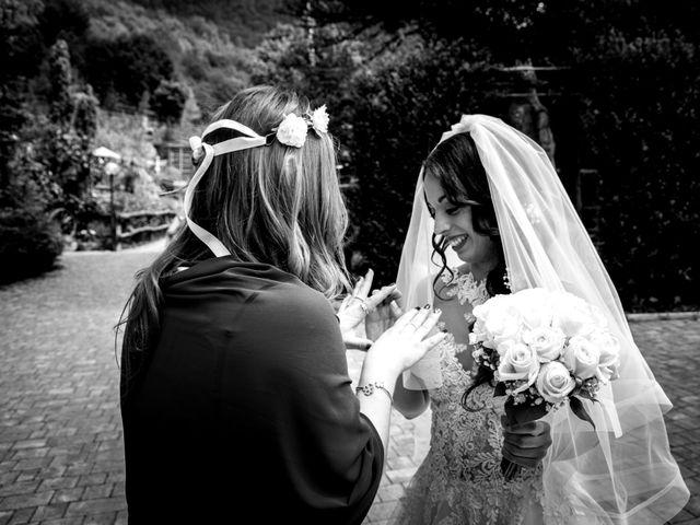Il matrimonio di Bernard e Alice a Sant'Omobono Imagna, Bergamo 47