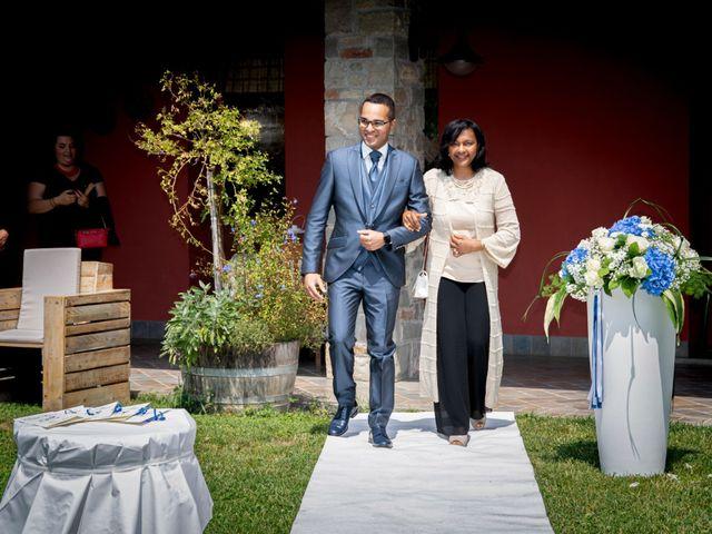 Il matrimonio di Bernard e Alice a Sant'Omobono Imagna, Bergamo 49