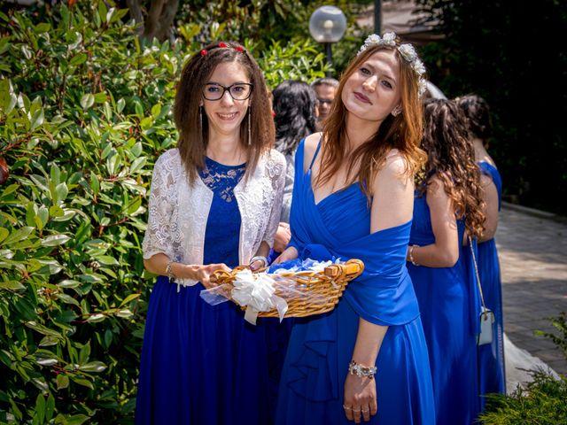 Il matrimonio di Bernard e Alice a Sant'Omobono Imagna, Bergamo 53