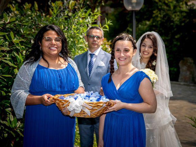 Il matrimonio di Bernard e Alice a Sant'Omobono Imagna, Bergamo 55