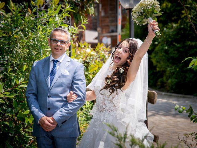 Il matrimonio di Bernard e Alice a Sant'Omobono Imagna, Bergamo 57