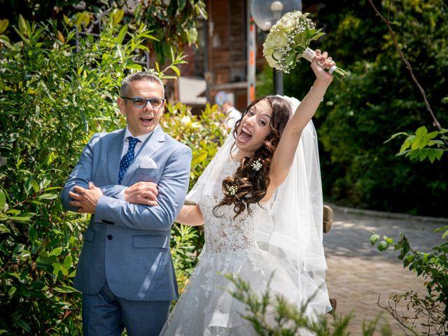 Il matrimonio di Bernard e Alice a Sant'Omobono Imagna, Bergamo 58