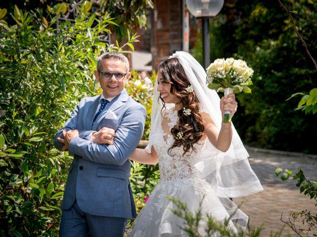 Il matrimonio di Bernard e Alice a Sant'Omobono Imagna, Bergamo 59