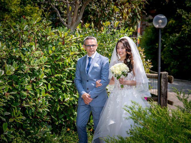 Il matrimonio di Bernard e Alice a Sant'Omobono Imagna, Bergamo 60