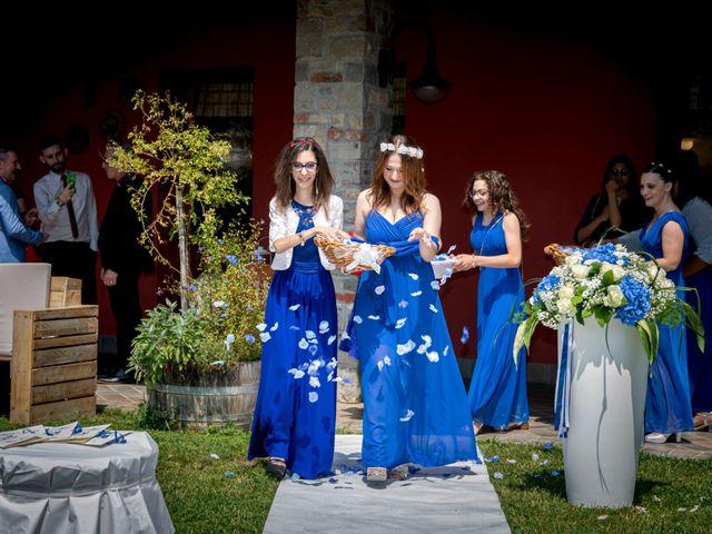 Il matrimonio di Bernard e Alice a Sant'Omobono Imagna, Bergamo 61