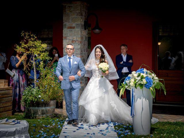 Il matrimonio di Bernard e Alice a Sant'Omobono Imagna, Bergamo 62