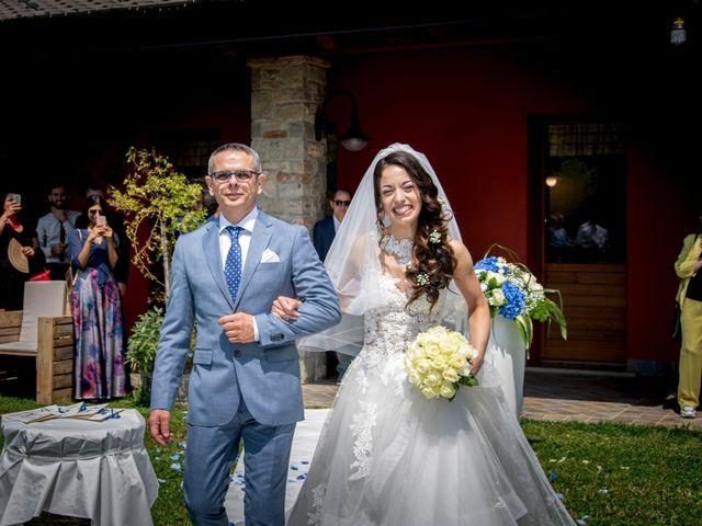 Il matrimonio di Bernard e Alice a Sant'Omobono Imagna, Bergamo 63