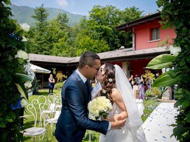 Il matrimonio di Bernard e Alice a Sant'Omobono Imagna, Bergamo 65