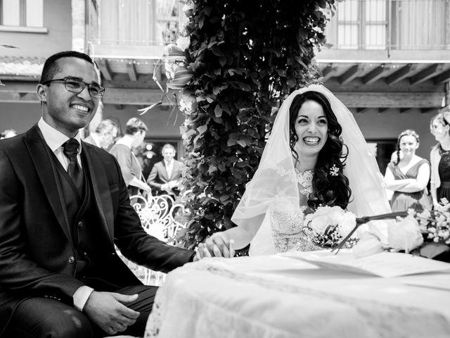 Il matrimonio di Bernard e Alice a Sant'Omobono Imagna, Bergamo 67