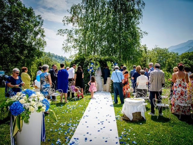 Il matrimonio di Bernard e Alice a Sant'Omobono Imagna, Bergamo 69