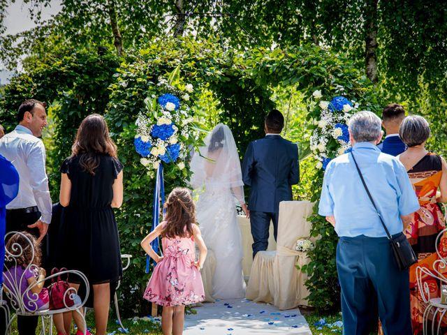 Il matrimonio di Bernard e Alice a Sant'Omobono Imagna, Bergamo 70