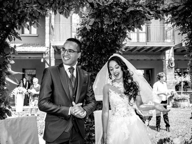 Il matrimonio di Bernard e Alice a Sant'Omobono Imagna, Bergamo 71