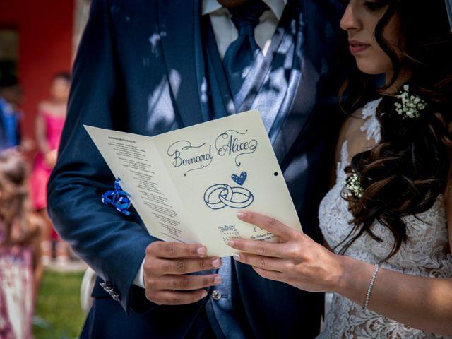 Il matrimonio di Bernard e Alice a Sant'Omobono Imagna, Bergamo 72