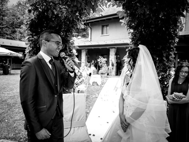 Il matrimonio di Bernard e Alice a Sant'Omobono Imagna, Bergamo 75