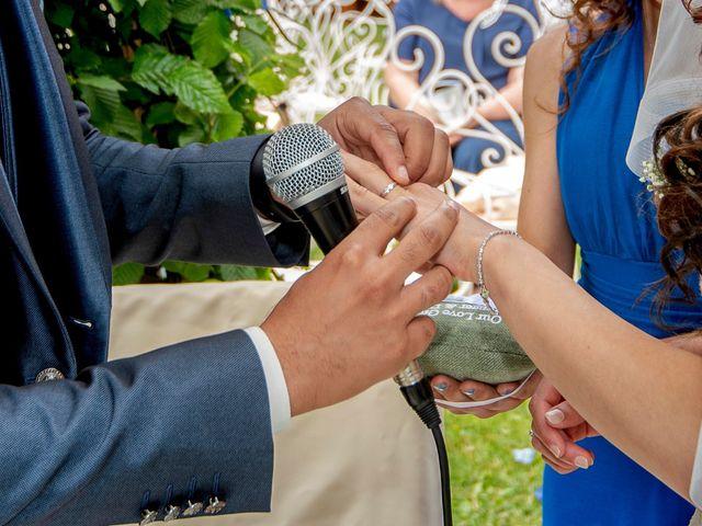 Il matrimonio di Bernard e Alice a Sant'Omobono Imagna, Bergamo 79