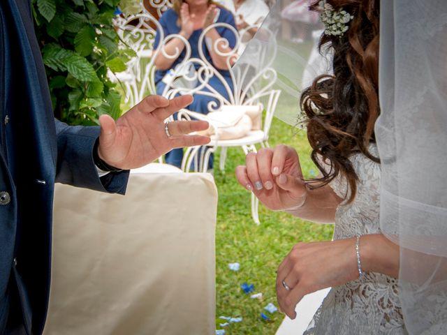 Il matrimonio di Bernard e Alice a Sant'Omobono Imagna, Bergamo 81