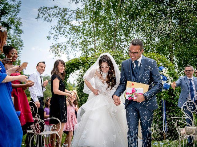 Il matrimonio di Bernard e Alice a Sant'Omobono Imagna, Bergamo 89
