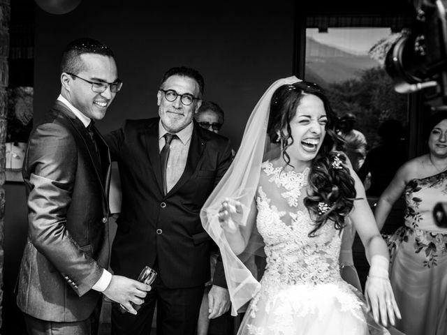 Il matrimonio di Bernard e Alice a Sant'Omobono Imagna, Bergamo 92