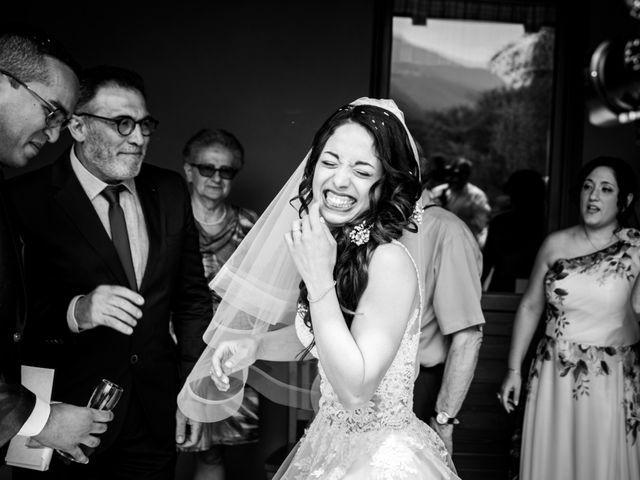 Il matrimonio di Bernard e Alice a Sant'Omobono Imagna, Bergamo 93