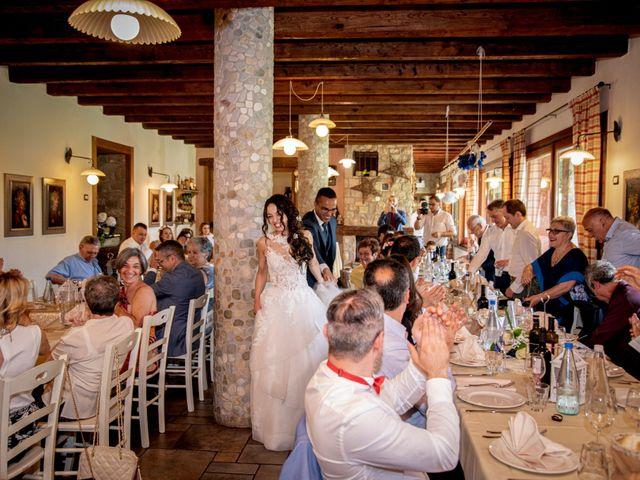 Il matrimonio di Bernard e Alice a Sant'Omobono Imagna, Bergamo 94