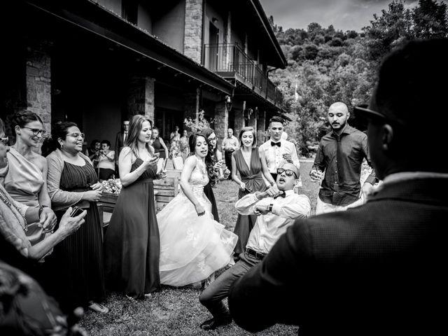 Il matrimonio di Bernard e Alice a Sant'Omobono Imagna, Bergamo 103