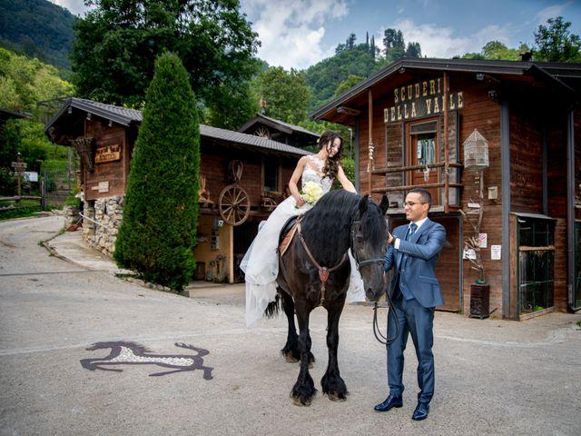 Il matrimonio di Bernard e Alice a Sant'Omobono Imagna, Bergamo 105